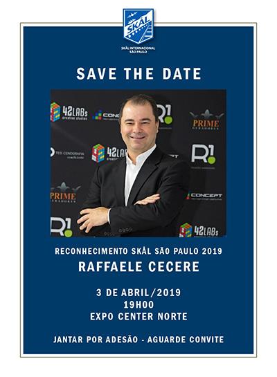 Skål São Paulo promove jantar de reconhecimento ao Grupo R1
