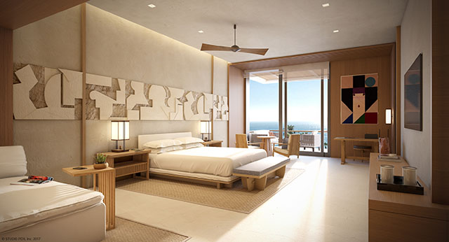 RCD Hotels anuncia abertura do Nobu Hotel Los Cabos