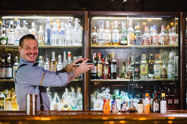 Frank Bar lança plataforma de coquetéis sob encomenda