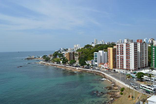 Taxa de ocupação hoteleira de Salvador (BA) permanece estável no mês de julho