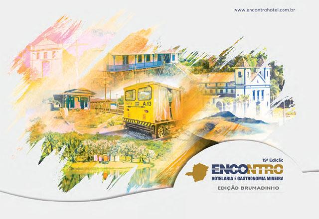 Brumadinho (MG) sediará o 19º Encontro da Hotelaria e Gastronomia Mineira