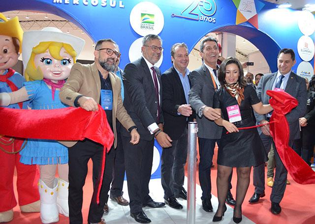 25ª edição da BNT Mercosul tem início em Itajaí (SC)