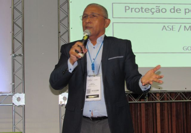 Camilo D´ornellas ensinou práticas em segurança hoteleira no 61º Conotel