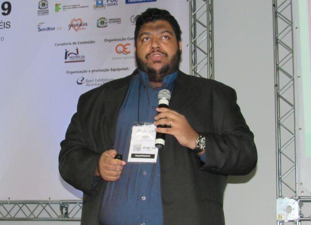 Desvendando o Marketing Digital foi tema de palestra no 61º Conotel, em Goiânia