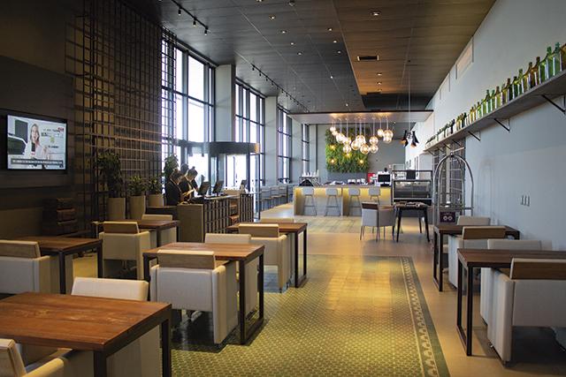 Dall'Onder inaugura hotel em Garibaldi (RS)