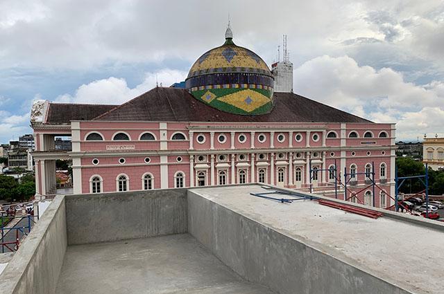 Hotel-boutique Juma Ópera abre em edifício histórico de Manaus no segundo semestre