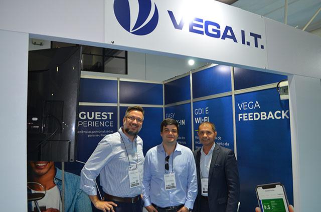 Vega I.T apresenta várias soluções tecnológicas na Equipotel Regional