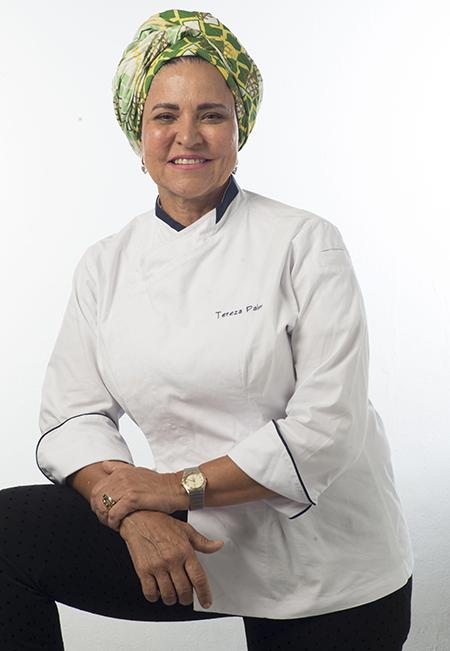 Chef Tereza Paim assina a gastronomia do novo restaurante no Bahia Salvador Airport