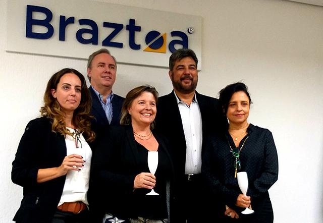 Roberto Haro Nedelciu substitui Magda Nassar na presidência da Braztoa