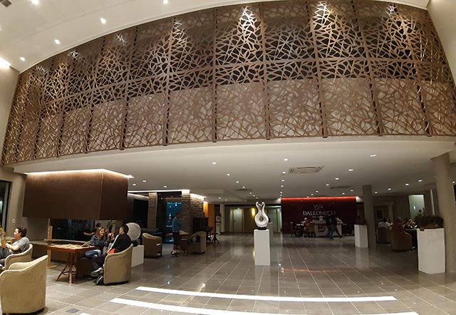 Rede Dall'Onder se posiciona como a maior hoteleira para eventos na região Sul