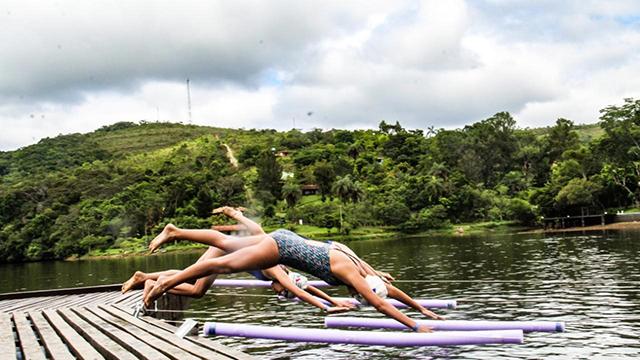 Samba Itabirito (MG) recebe etapa inverno de natação do Circuito Swim Samba 2019