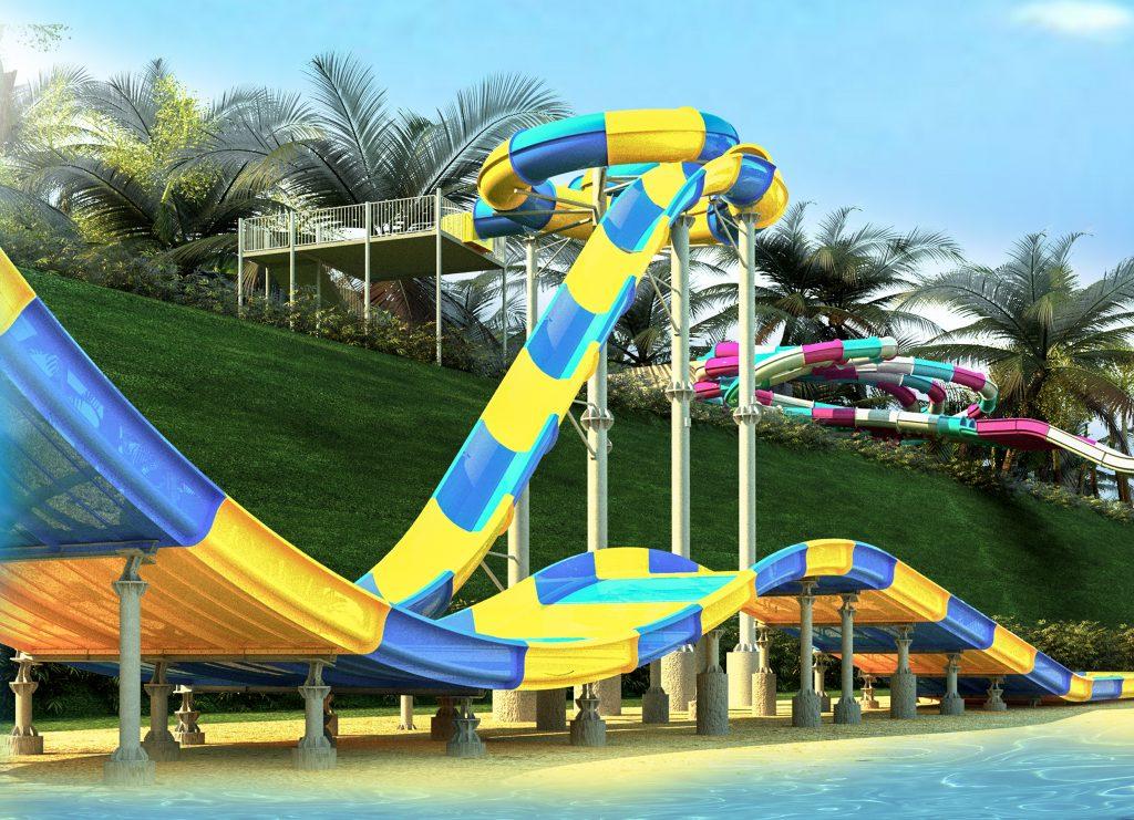 Speed Kids/Emotion lança playground Aquático Super Maverick