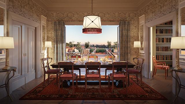 Rocco Forte Hotels inaugurou segunda unidade em Roma