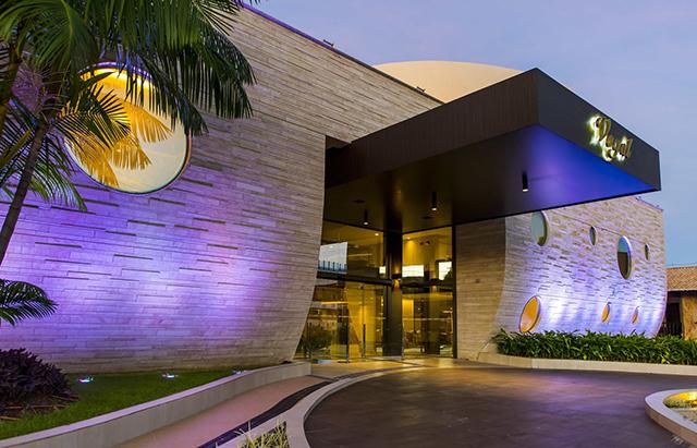 Vogal Luxury Beach Hotel & Spa (RN) ganha chancela do Circuito Elegante