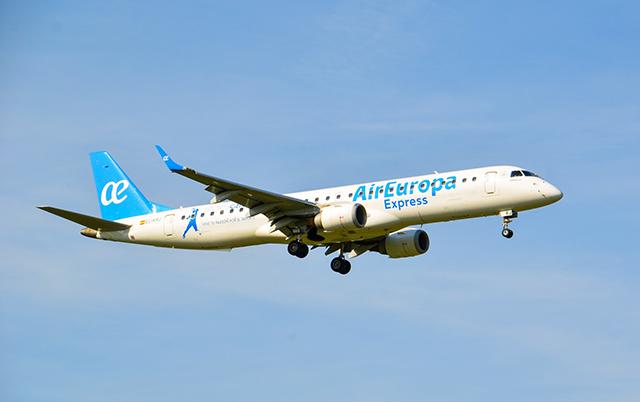 Air Europa é a primeira companhia aérea estrangeira a se estabelecer no Brasil