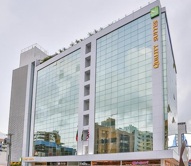 Atlantica Hotels inaugurou Quality Suites João Pessoa (PB)