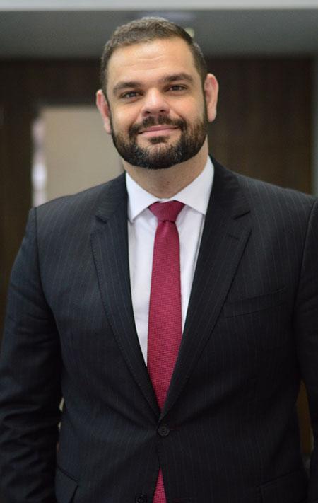 Slaviero Hotéis nomeia Rafael Couto como novo Diretor Financeiro