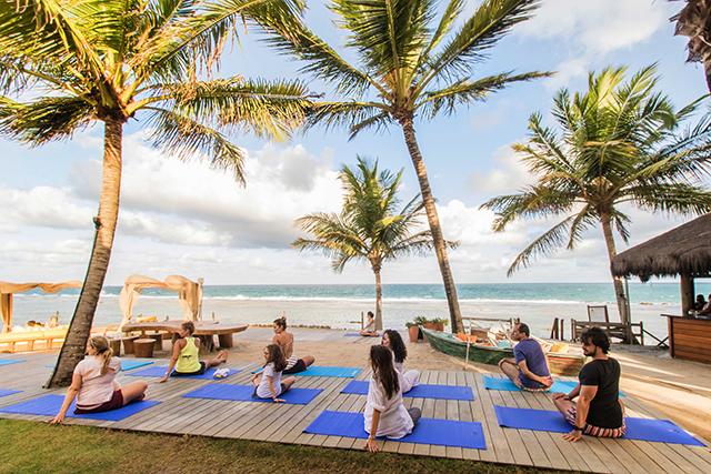Nannai Resort & Spa lança o Circuito Bem-Estar