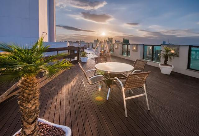 Blue Tree Premium Florianópolis (SC) iniciou retrofit em suítes de frente para o mar