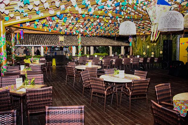 Forró do Eco Bahia Hotel é a versão do empreendimento para os festejos juninos