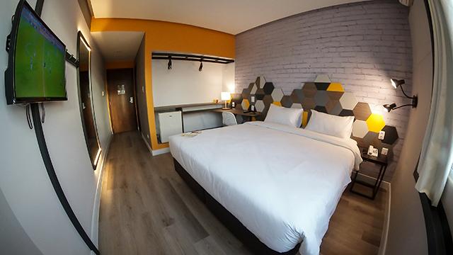 B&B Hotels investe R$ 3,5 milhões em modernizações na unidade de Uberlândia
