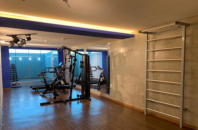Bourbon Cambará Hotel (PR) inaugura espaço fitness