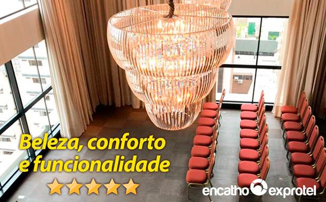Encatho & Exprotel reunirá fornecedores e compradores do setor hoteleiro