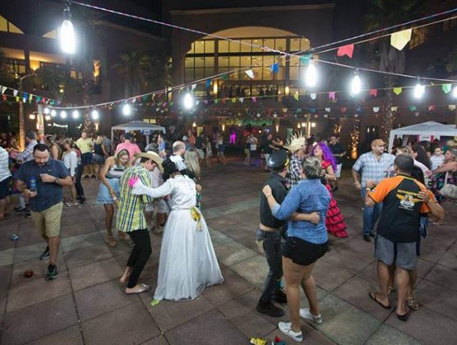 Resort Malai Manso (MT) promove Festa Junina para hóspedes