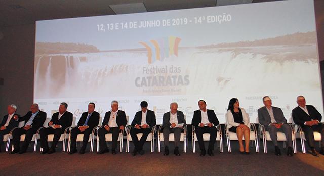 14ª edição do Festival das Cataratas começa oficialmente em Foz do Iguaçu