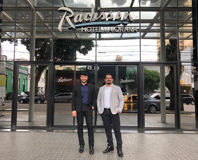 Supervisor de Recepção do Radisson Belém (PA) conquista prêmio internacional da rede