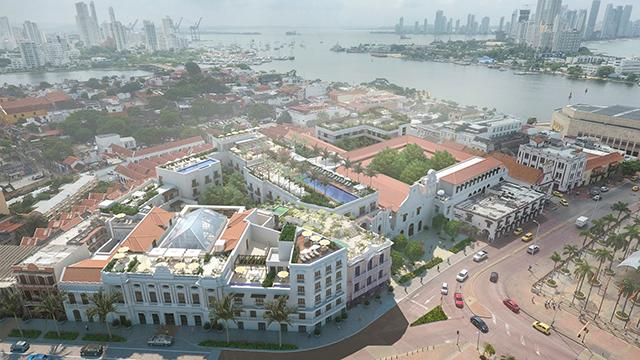 Four Seasons Hotels and Resorts anuncia unidade em Cartagena