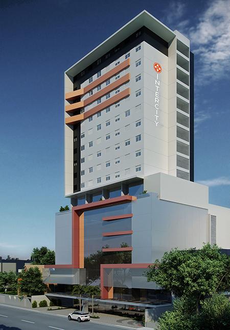 Hotel Intercity Campina Grande Citymix é inaugurado na Paraíba