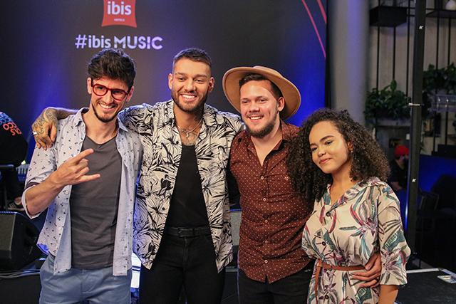 Marca ibis, da Accor, promove programa ibis Music com concurso global inédito
