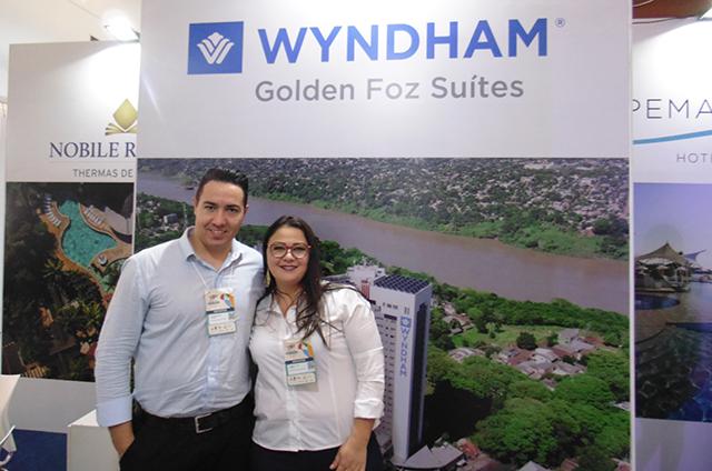 Nobile anunciou no Festival das Cataratas investimento de 800 mil no Wyndham Foz