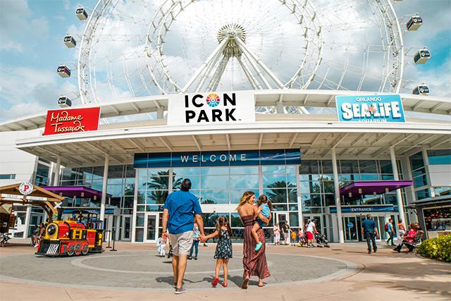 Icon Park, em Orlando (EUA), anuncia duas novas atrações para 2020