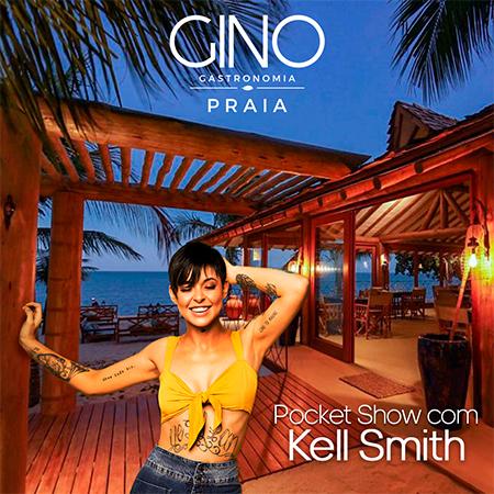 Grupo La Torre (BA) promove jantar com apresentação da cantora Kell Smith