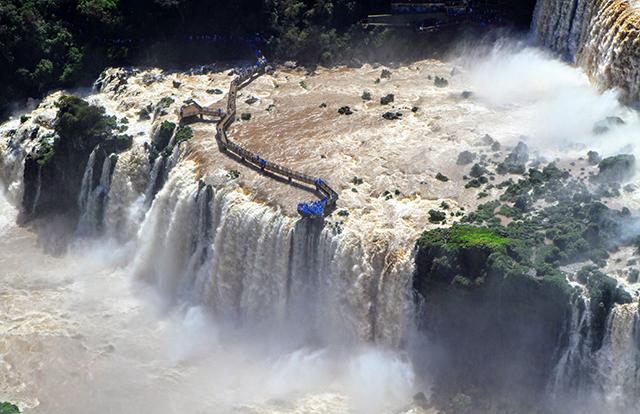 Foz do Iguaçu (PR) bate recorde de visitantes no primeiro semestre de 2019