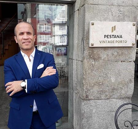 Pestana Vintage Porto Hotel anuncia Bruno Ribeiro como novo Diretor Geral