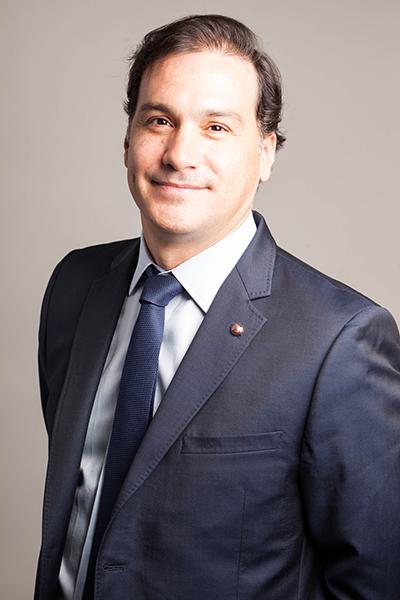 Oetker Collection promove Ernesto Draque como Vice-presidente de vendas & MKT