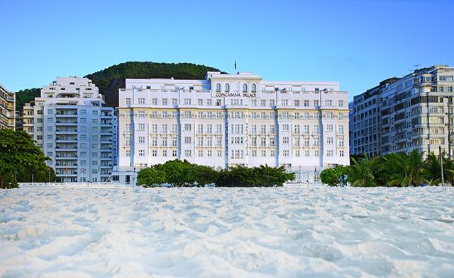 Belmond Copacabana Palace (RJ) será o hotel oficial da ArtRio 2019