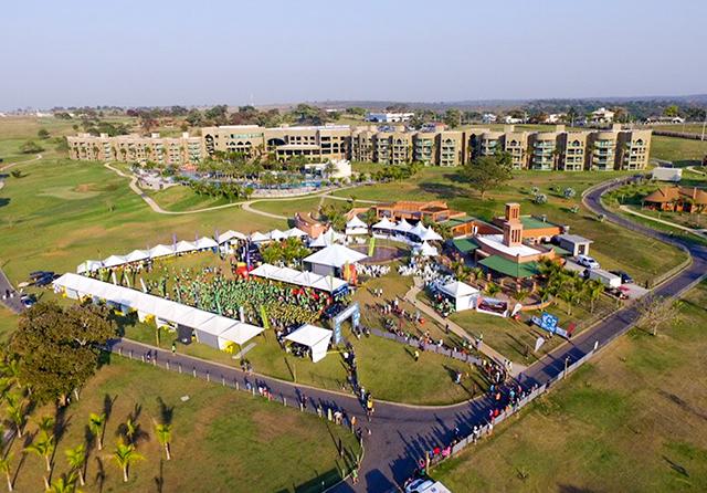 Malai Manso Resort (MT) recebe etapa de maratona esportiva