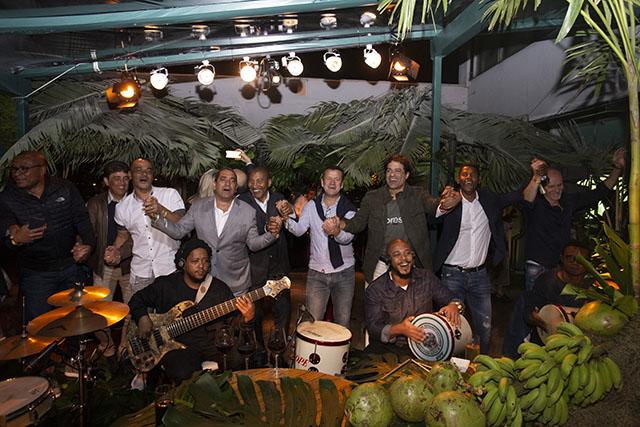 Festa de 25 anos do Tetra no Sofitel Ipanema (RJ) reúne ex-jogadores da seleção