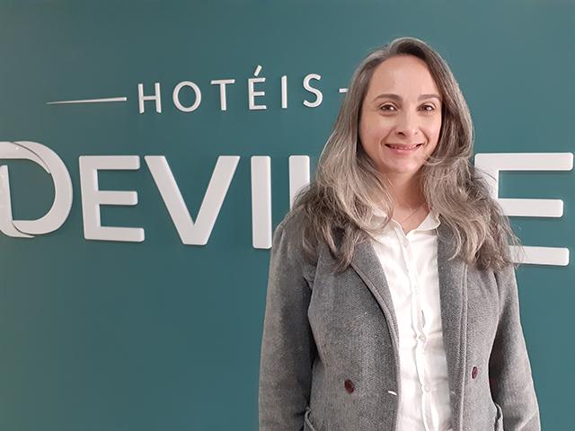Rede Deville apresenta nova Supervisora de processos