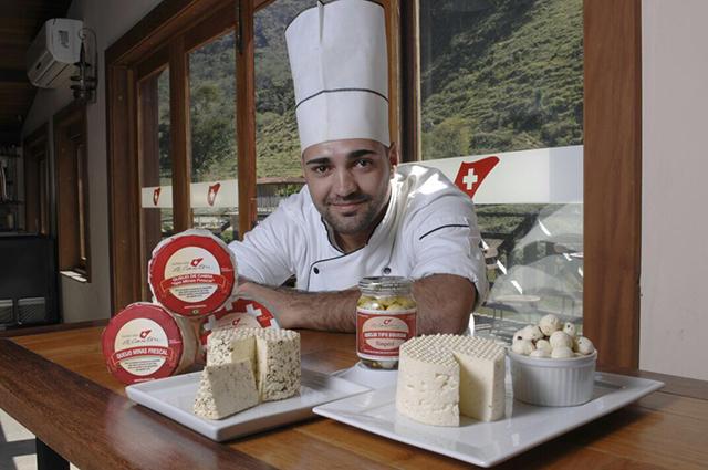 Resort Le Canton (RJ) participa de concurso de queijos