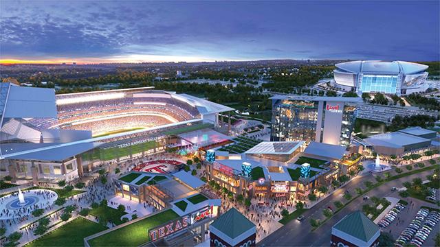 Hotel Live! by Loews – Arlington, no Texas, será inaugurado em agosto