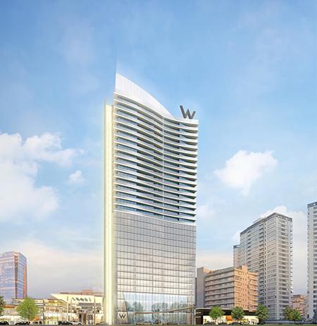 Marriott International fecha parceria para inaugurar unidade W Hotel na Argentina