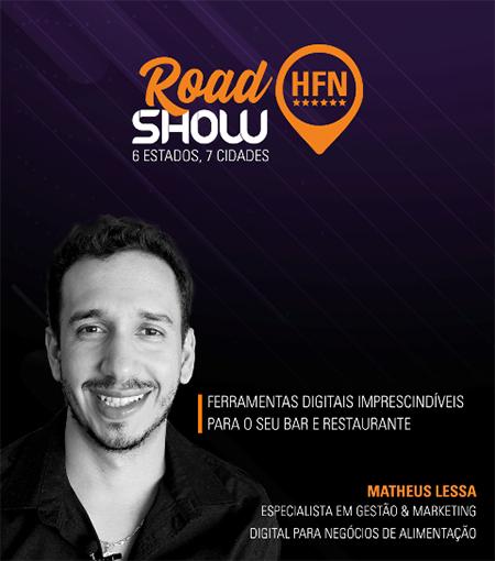 RoadShow HFN realiza palestras gratuitas em sete cidades nordestinas