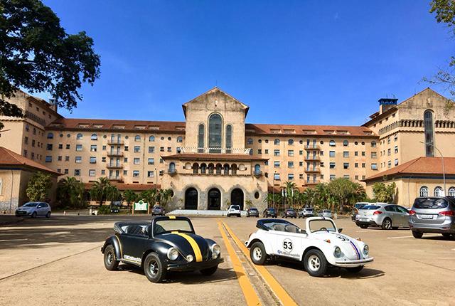 Grande Hotel e Termas do Araxá (MG) divulga programação para as férias de julho