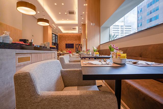 Restaurante do hotel Staybridge Suites São Paulo passa a atender visitantes externos