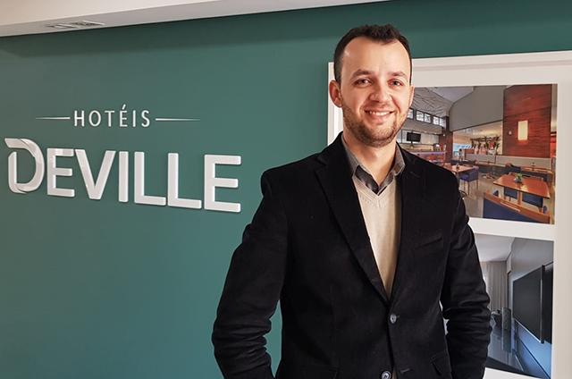 Rede Deville contrata novo Gerente de Operações Corporativo